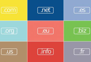 Registrierung einer Domain