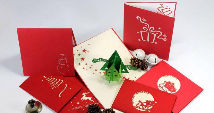 2D und 3D POP UP Glückwunschkarten für jeden Anlass – Geburtstage, Hochzeiten, Feiertage, Souvenirs, Geschäftsgeschenke