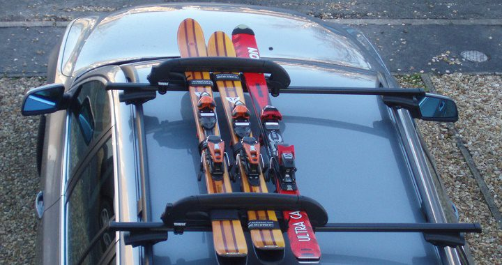 Auto Skidachträger sind immer aktuell