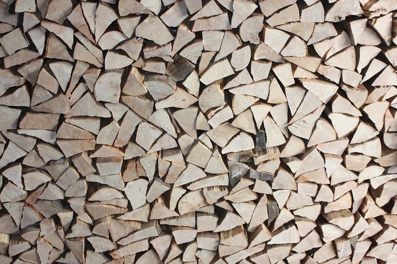 Holzspalter mit 10 Tonnen Stärke