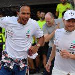 Doppelsieg für Mercedes in Sotschi: Ein Geschenk für Mercedes