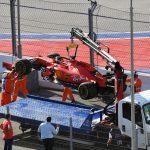F1-Fotos GP Russland 2019 - Rennen: Das Ferrari-Drama in Bildern