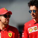 Formel 1: Fotos aus Sotschi Vettel vs. Leclerc eskaliert