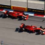 Hat Ferrari den Sieg verschenkt?: Vettel stoppt 100 Meter zu früh