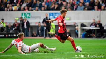 Fußball Bundesliga Fortuna Düsseldorf v SC Freiburg Luca Waldschmidt (AFP/I. Fassbender)