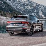 Audi Q8 Tuning: Abt Sportsline Leistung hoch, Fahrwerk runter beim Q8