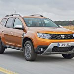 Dacia Duster/VW Golf: Neuzulassungen in Europa Dacia Duster hinter Golf