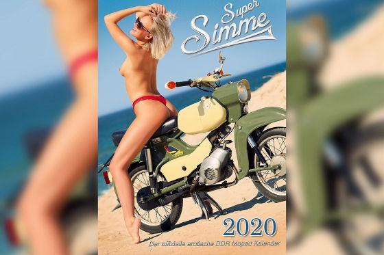 Erotischer Kalender: Super Simme 2020