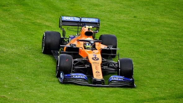 F1 Freies Training