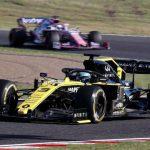 Formel 1: Protest gegen Renault FIA beschlagnahmt Lenkräder und Steuerelemente