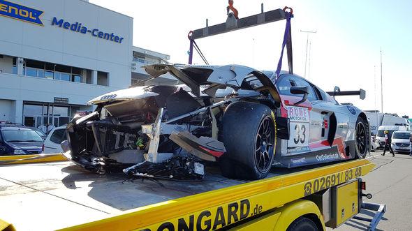 VLN 2019, Ergebnis 8. Rennen: Nächster Sieg für Mercedes-AMG