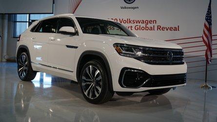 VW Atlas Cross Sport (2020): Noch ein XXL-SUV für die USA