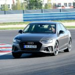 Audi A4, BMW 3er, Tesla Model 3: Test Model 3 greift A4 und 3er an
