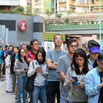 """""""Es hat sich etwas geändert"""": So viele Hongkonger wie nie gehen wählen"""