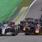 Formel 1: Hamilton toppt Abschlusstraining Mercedes experimentiert mit kalten Reifen