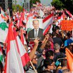 """Libanesen fordern eine """"Revolution"""""""