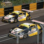 Macau: FIA GT-Weltcup Mercedes gewinnt vor Porsche