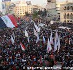 Massen gegen die Machtelite im Irak