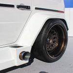 Mercedes-AMG G 63: Tuning, Luftfahrwerk, Breitbau Semislicks auf einem G 63! Ernsthaft?