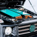 Mercedes-Benz G-Klasse: Elektro, neu, SUV G-Klasse bekommt eine Elektro-Version