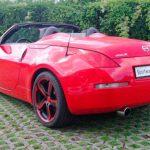 Nissan 350Z Roadster aus erster Hand zu kaufen Günstig: 350Z mit seltenem HR-Motor