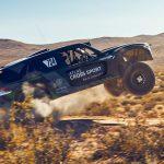 VW Atlas Cross Sport R Baja Concept: VWs neues Rallyeauto wirbelt Staub auf