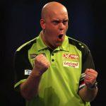 Darts-WM in London: Price,Cross und Co.:viele Herausforderer für vanGerwen