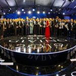 Formel 1: FIA-Gala als Hamilton-Show Hamiltons Ferrari-Flirt geht weiter