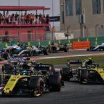 """Formel 1: Renault verabschiedet Hülkenberg """"Ein würdiges letztes Rennen"""""""