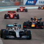 Hamilton gewinnt auch in Abu Dhabi, Hülkenberg zum Abdschied Zwölfter