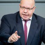 """""""Konsens mit Gegnern wichtig"""": Altmaier verteidigt Windrad-Mindestabstand"""