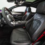 Mercedes-AMG CLS 53 von Brabus mit 500 PS zu verkaufen Fast neuer Brabus-Benz zu verkaufen