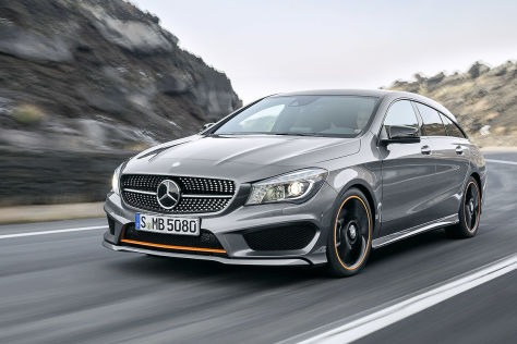 Mercedes CLA 200 Shooting Brake: Leasing mit Gutscheincode CLA Shooting Brake mit Gutschein leasen