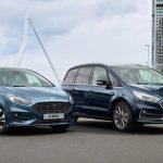 Ford S-Max Hybrid und Galaxy Hybrid: Neuer Vollhybrid mit 200 PS