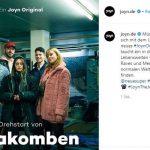 """Netflix, Amazon Prime Video und Co.: Drehstart für neue Joyn-Serie """"Katakomben"""" in München"""