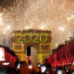 Video: Küsse auf dem Time Square und Tänze am Strand - 2020 ist eingeleutet
