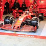 Ferrari stapelt nach erstem Testtag tief: Lieber Letzter als Erster