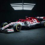 Formel 1: Präsentationen 2020 Alfa Romeo jetzt auch in Farbe