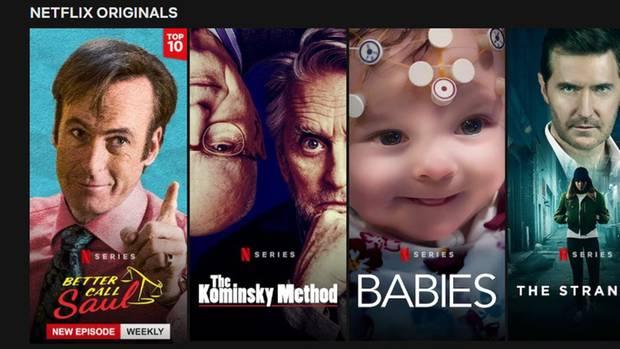 Neueste Filme Netflix