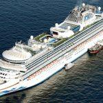 Quarantäne wegen Coronavirus: Zehn Passagiere auf Kreuzfahrtschiff infiziert