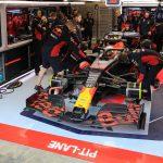 Red Bull sieht sich als Nummer 2: Auf Mercedes fehlt ein Stück