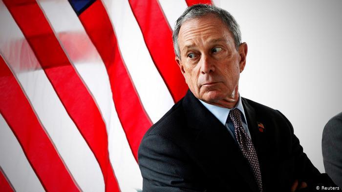 Michael Bloomberg 2014 (Reuters)