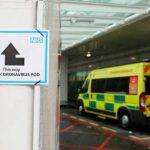 Britische Gesundheits-Staatssekretärin mit Coronavirus infiziert