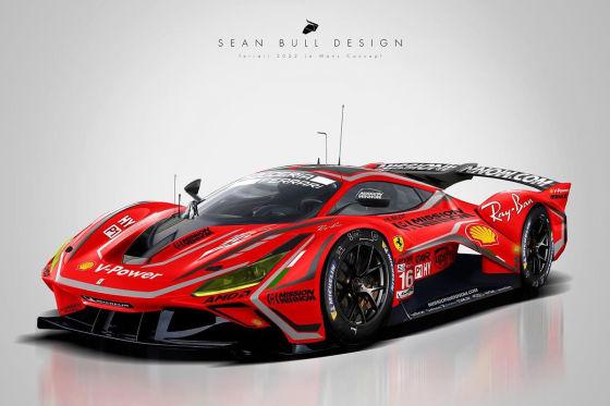 Le Mans: neue Hersteller Jaguar, Ferrari und Co. im Le-Mans-Design