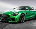 Mercedes-AMG GT R: Gebrauchtwagen, Preis Mercedes-AMG GT R mit fast 100.000 km