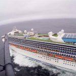 US-Küstenwache: Amerikanischer geht es nicht: Kreuzfahrtschiff bekommt Corona-Tests spektakulär geliefert