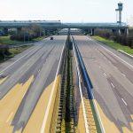 Verkehr und Corona: Freie Fahrt