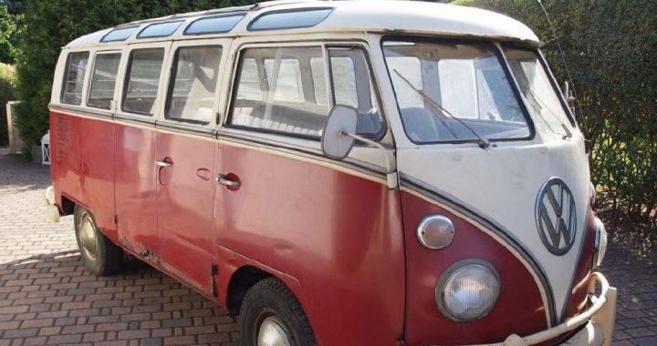 Oldtimer: Nur echt mit 21 Fenstern