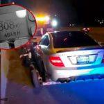 19-Jähriger rast mit 300 im C 63 AMG durch 100er-Zone Über 300 km/h in Papas AMG!