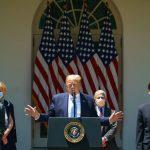 """Arbeit an Impfstoff: US-Präsident Trump hofft auf Corona-Impfstoff bis Jahresende – """"vielleicht vorher"""""""